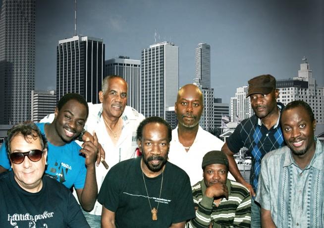 Shleu Shleu Miami All Stars: Presented by PAMM and the Rhythm Foundation